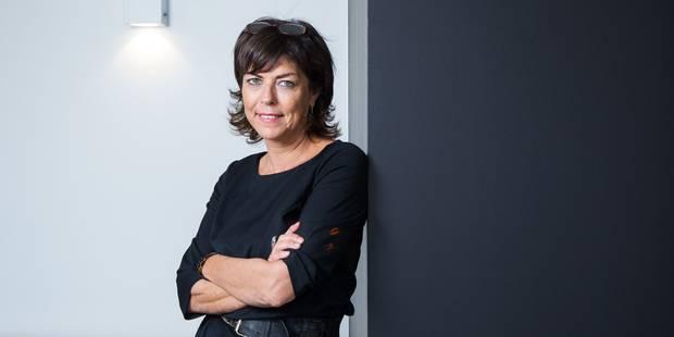 """Joëlle Milquet: """"Je pose un acte noble"""" - La DH"""