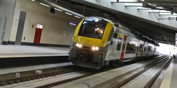 Perturbations sur le réseau ferroviaire entre Namur et Bruxelles - La DH