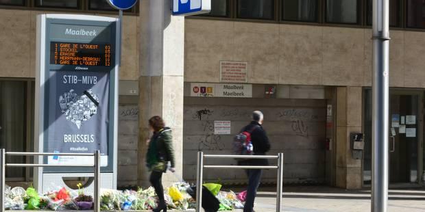 Toutes les stations du métro bruxellois rouvertes mercredi et exploitées de 06h00 à 22h00 - La DH