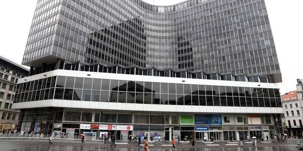 Un nouveau centre commercial sur le piétonnier à Bruxelles - La DH