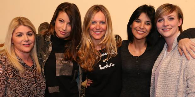 Les filles de RTL à l'Eurovision - La DH