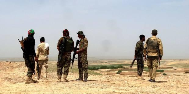 Il a appris à se battre dans l'armée afghane - La DH