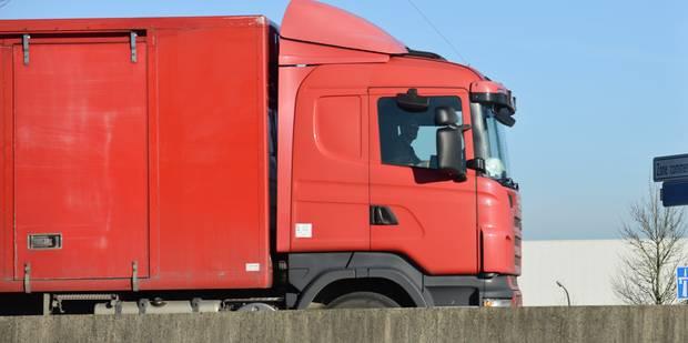 Courcelles: un camionneur agressé pour 250 pneus - La DH
