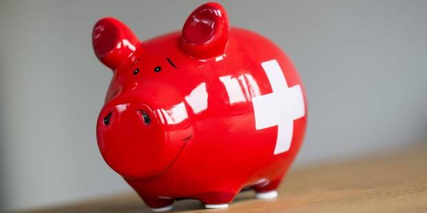 Des Belges ont pour 4 milliards sur des comptes suisses - La DH