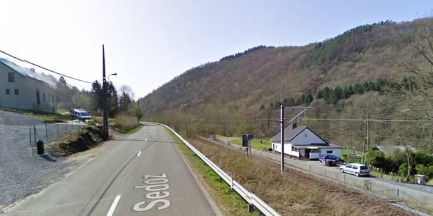 Grave accident à Quarreux, près d'Aywaille: 2 motards blessés, circulation ferroviaire interrompue - La DH