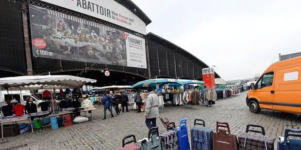 Anderlecht: les Abattoirs excédés par la fermeture de Clémenceau - La DH