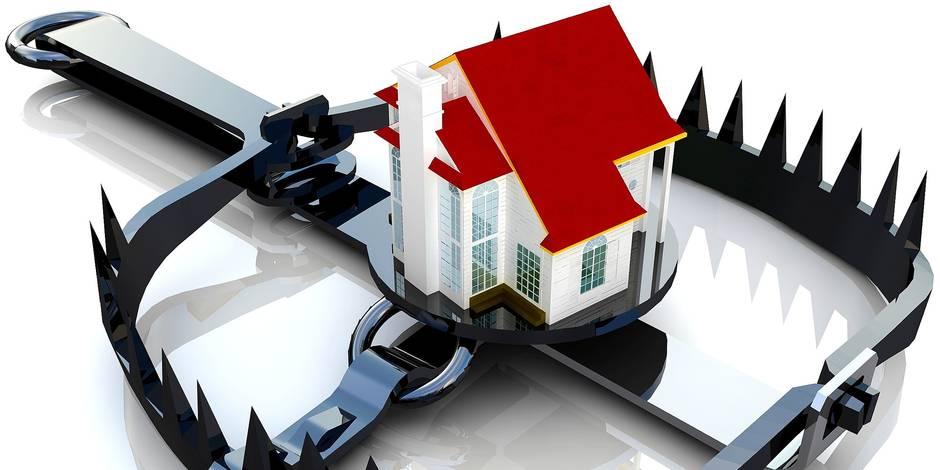 De nombreux carolos escroqués par un couple d'agents immobiliers - La DH