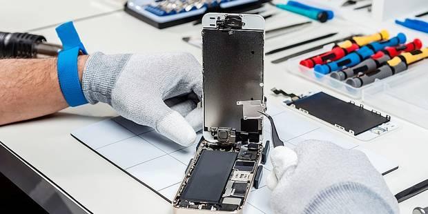 Réparation de smartphones: qui est le moins cher ? - La DH