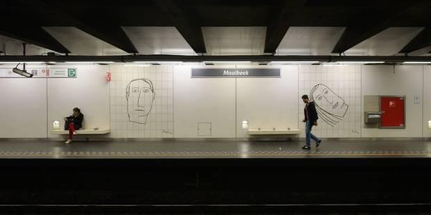 Le métro circule à nouveau normalement à Bruxelles - La DH