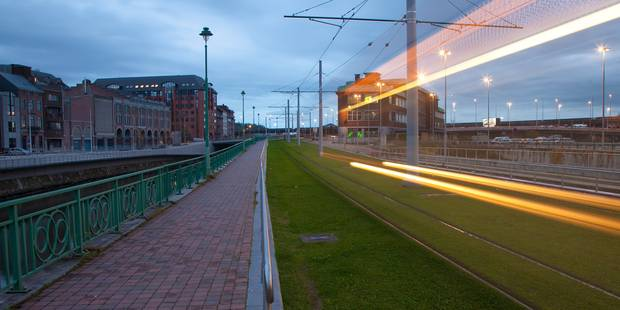 La Ville de Charleroi demande une extension de son métro - La DH