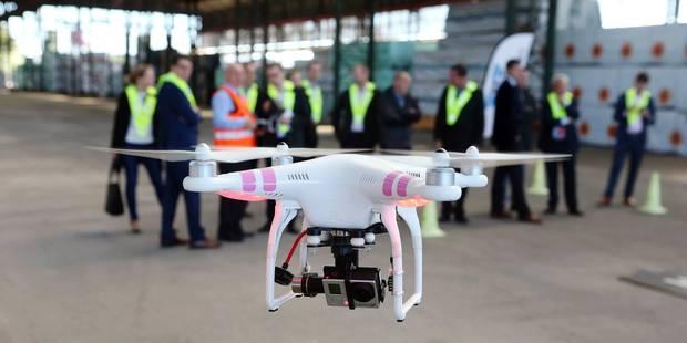Assurance obligatoire si vous pilotez un drone - La DH