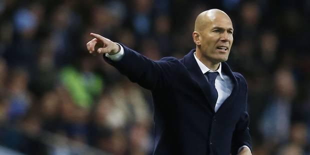 Zidane craque (encore !) son pantalon (PHOTOS ET VIDEO) - La DH