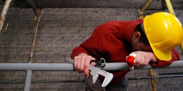 Les assureurs refusent de plus en plus de reconnaître les accidents du travail (Infographie) - La DH