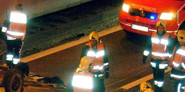"""Drame sur la E25 cette nuit: un conducteur """"fantôme"""" décède après un accident frontal - La DH"""