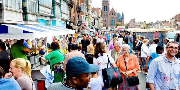 Bruxelles-Ville, Anderlecht, Molenbeek...: l'incroyable boom des marchés de la capitale (PHOTOS) - La DH