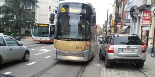Ixelles: les trottoirs de l'avenue Buyl sont trop larges - La DH