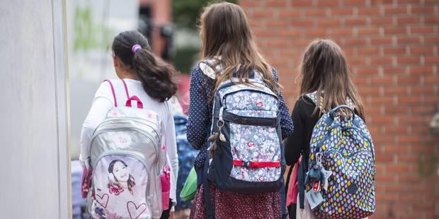 """1.078 élèves toujours """"sans école"""" - La DH"""