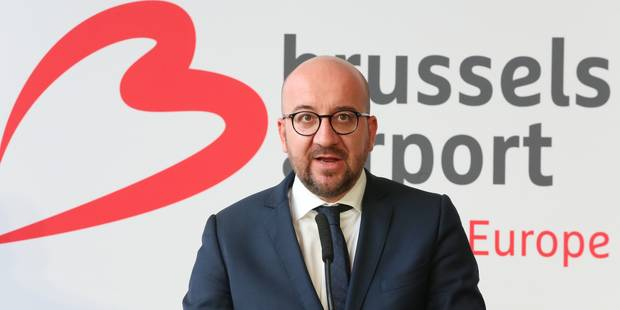 """Charles Michel: """"Brussels is back in business"""" - La DH"""