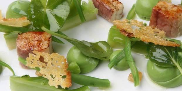 Et le meilleur restaurant de légumes de Wallonie est... - La DH