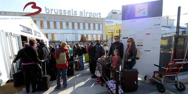"""Des contrôles ciblés, mais """"pas de profilage ethnique"""" à Brussels Airport - La DH"""