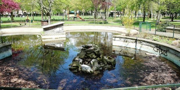 Un beau parc, mais? - La DH