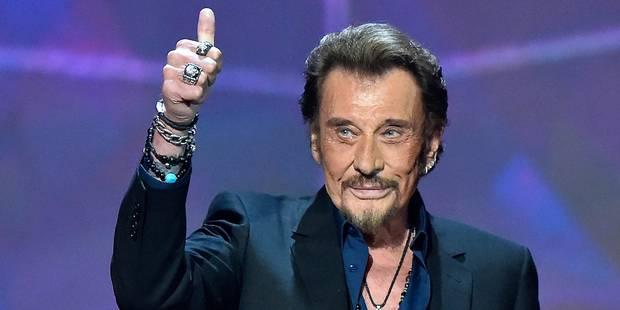 """""""C'est mieux de chanter à Tahiti qu'à Maubeuge"""": quand Johnny Hallyday se paie le Nord de la France (VIDEO) - La DH"""