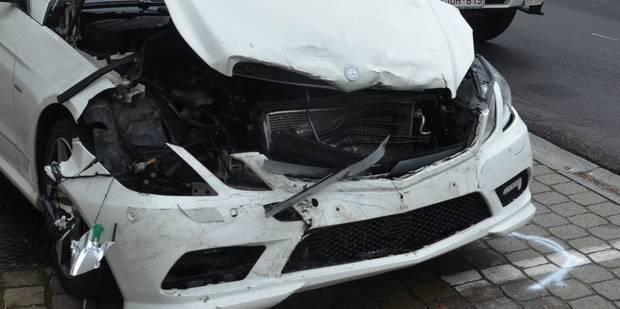Un mort et un blessé grave lors d'une collision frontale à Genappe - La DH