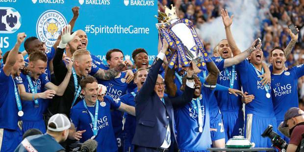 Premier League: Leicester soigne sa sortie malgré un but de Mirallas - La DH
