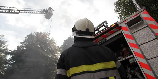 Montignies-sur-Sambre: incendie dans un immeuble à appartements - La DH