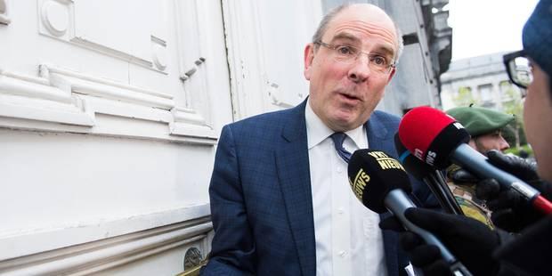 Grève dans les prisons: aucun commentaire à l'issue d'une nouvelle réunion entre le ministre et les syndicats - La DH