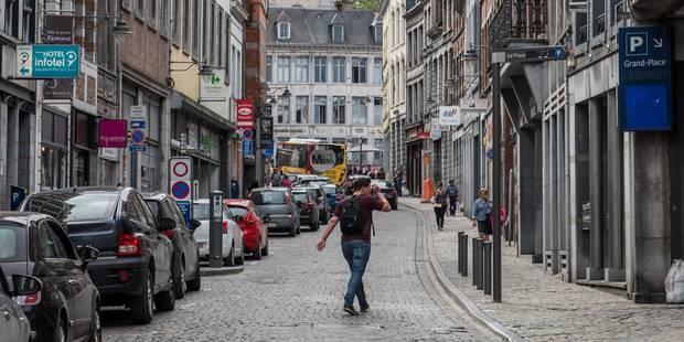 La rue d'Havré passée au crible - La DH