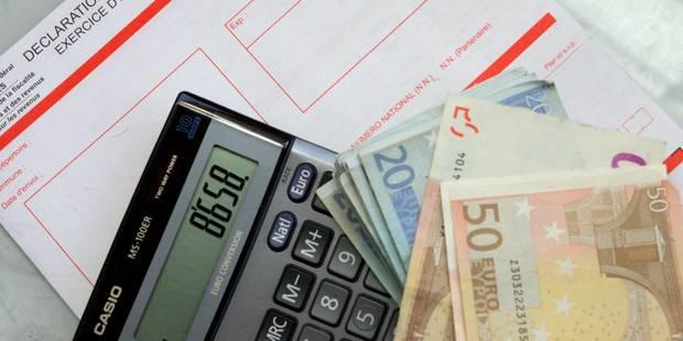 250.000 Belges n'ont pas introduit leur déclaration d'impôts pour 2014 - La DH