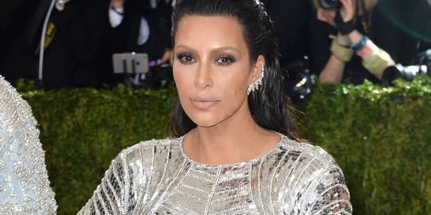 Kim Kardashian méconnaissable en Une de Vogue - La DH