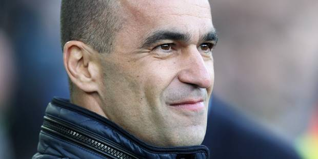 Everton limoge son entraîneur Roberto Martinez - La DH