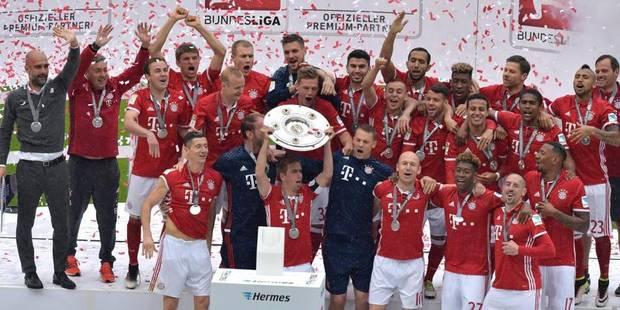 Bundesliga: des buts et de la bière pour le titre du Bayern, Stuttgart et Hanovre en D2 - La DH