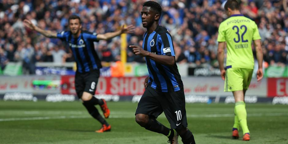 Bruges, en champion, balaie Anderlecht: les bulletins de notes - La DH
