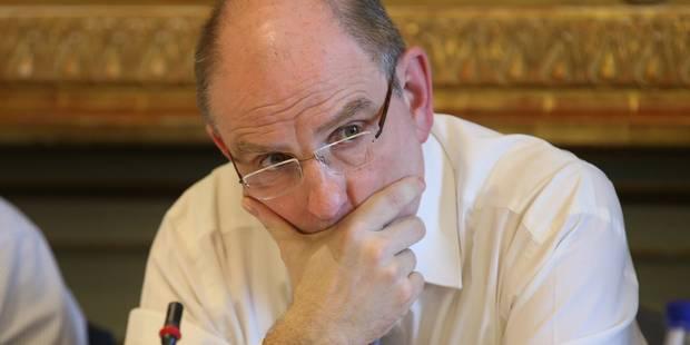 """""""Etat voyou"""", """"recul de civilisation""""...: les magistrats mènent la fronde contre Koen Geens - La DH"""
