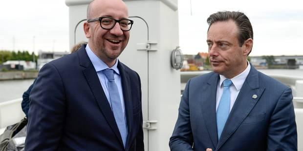 """Bart De Wever clarifie: """"le Premier ministre peut compter sur mon soutien total et entier"""" - La DH"""