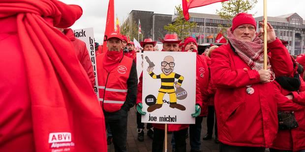 La CGSP appelle à la grève dans tous les services publics dès mardi - La DH