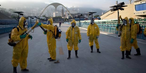 Zika: 150 experts demandent le report ou le déplacement des JO de Rio - La DH