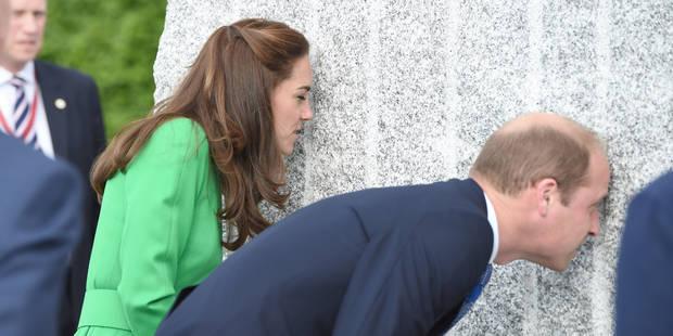 Kate et William : un portrait inédit dévoilé - La DH