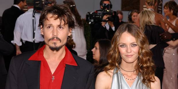 Vanessa Paradis défend Johnny Depp - La DH