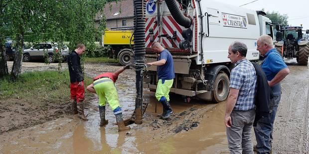 Chastre: les sinistrés veulent des mesures concrètes - La DH