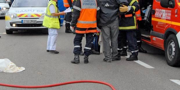 Un Belge décède après un accident avec un poids-lourd en France - La DH