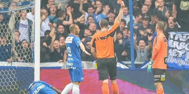 Charleroi accepte les propositions de suspension pour Penneteau et Baby - La DH