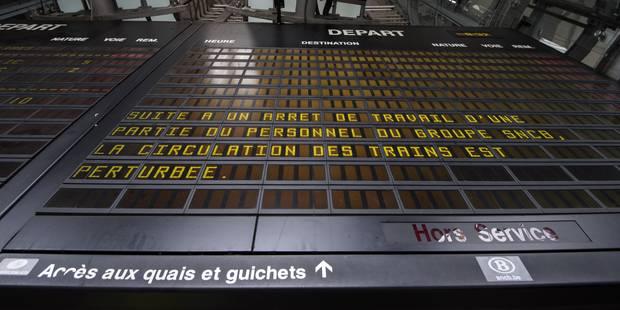 Grève à la SNCB et au TEC : retour à la normale progressif jusqu'à lundi - La DH