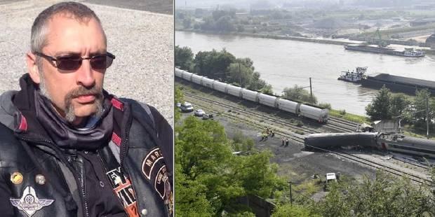 Accident ferroviaire à Saint-Georges-Sur-Meuse: l'identité du conducteur du train décédé est connue - La DH