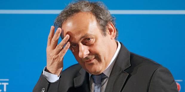 "Platini: ""mon record va être battu"" - La DH"