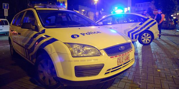 Une deuxième collision entre camions fait un blessé grave à Fleurus - La DH