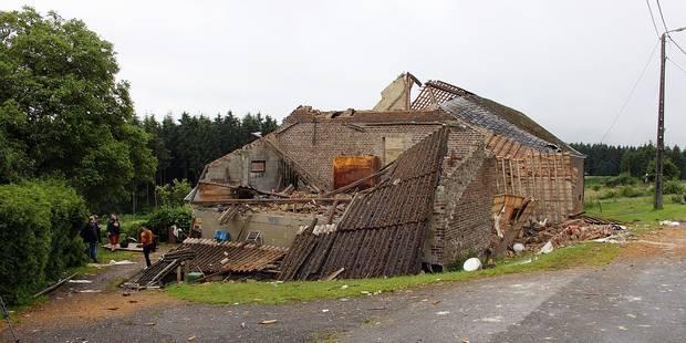 Deux miraculées dans l'explosion d'une habitation - La DH